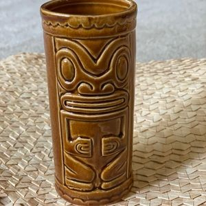 TIKI Mug w/ 2 faces 🗿🍹